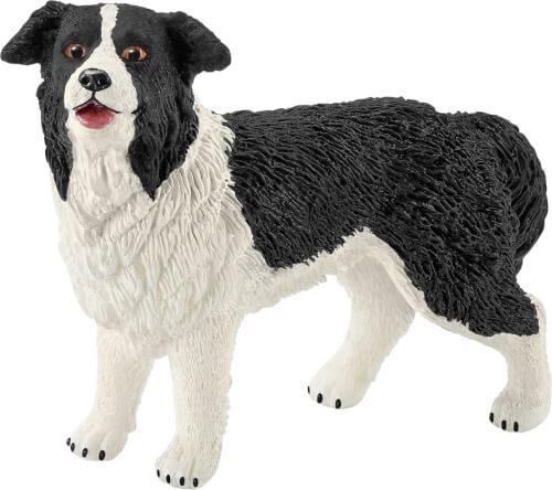 Schleich Farm World Hunde - 16840 Border-Collie, ab 3 Jahre