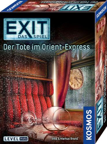 KOSMOS EXIT - Das Spiel: Der Tote im Orient-Express
