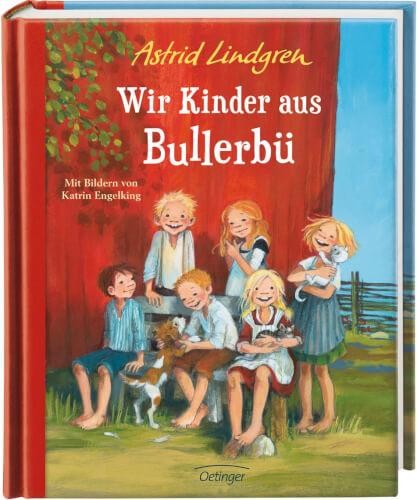 Lindgren, Kinder Bullerbü (farbig)