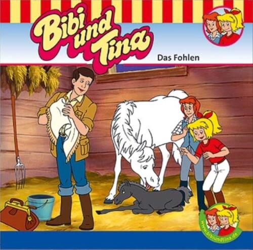 Bibi und Tina - Folge 1: Das Fohlen (CD)