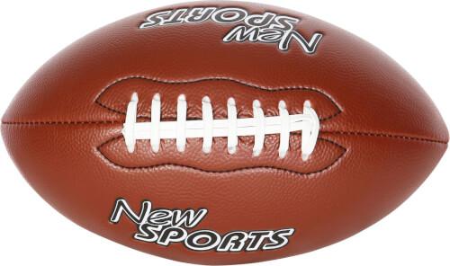 New Sports American Football, unaufgeblasen, ca. 38x22x22 cm, ab 5 Monaten