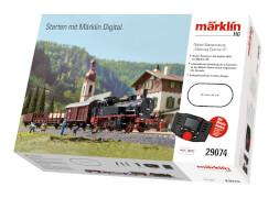 Märklin 29074 Digital-Startpackung m.BR 74
