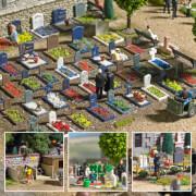 H0 Friedhof Ausgestaltung