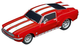 Carrera GO!!! Plus - Ford Mustang '67 - Racing Red, 1:43, ab 6 Jahre