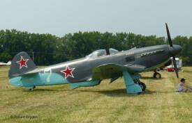 REVELL Yakovlev Yak-3
