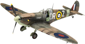 REVELL Spitfire Mk.IIAces HighIron Ma 1:32