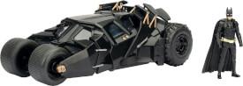 Jada Batman The Dark Knight Batmobile 1:24