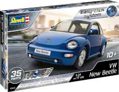 REVELL  07643 1:24 VW New Beetle ab 10 Jahre