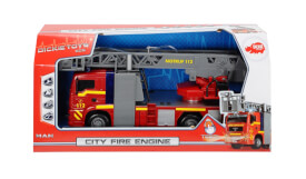 Dickie City Fire Engine