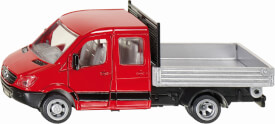 SIKU 3538 SUPER - Transporter mit Pritsche, 1:50, ab 3 Jahre