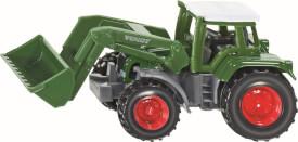 SIKU 1039 Fendt Traktor mit Frontlader, ab 3 Jahre