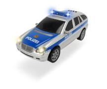 Dickie Spielzeugauto ''Police Operation'' inkl. Licht/Sound, 1:18, Kunststoff, ab 3 Jahre, sortiert