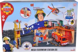 Simba Sam Mega-Feuerwehrstation XXL
