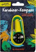 Coppenrath 13683 Karabiner-Kompass Nature Zoom