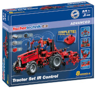 fischertechnik Advanced Tractor Set IR Control