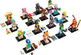LEGO® Minifigures 71025 Classic Blindback, Sept. '19