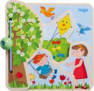 HABA - Babybuch Lieblingsjahreszeit, ab 10 Monaten