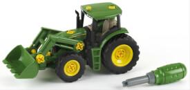 Theo Klein John Deere Traktor mit  Frontlader