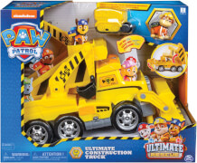 Spin Master Paw Patrol Ultimate Construction Truck