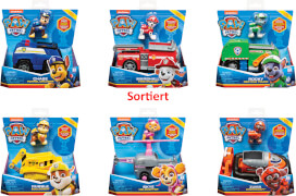 Paw Patrol Basic Vehicle sortiert