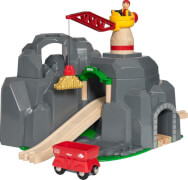 BRIO 63388900 Große Goldmine mit Sound-Tunnel
