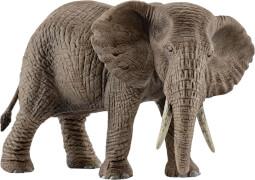 Schleich Wild Life - 14761 Afrikanische Elefantenkuh, ab 3 Jahre