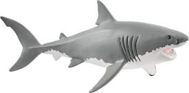 Schleich Wild Life 14809 Weißer Hai, ab 3 Jahre