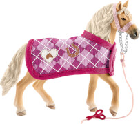 Schleich Horse Club - 42431 Sofias Mode-Kreation mit Andalusier Hengst, ab 3 Jahre