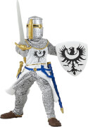 Weisser Ritter mit Schwert