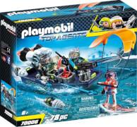 Playmobil 70006 TEAM S.H.A.R.K. Harpoon Craft