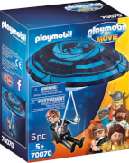 Playmobil 70070 Playmobil: THE MOVIE Rex Dasher mit Fallschirm