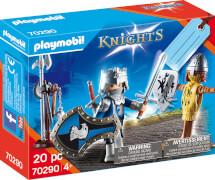 PLAYMOBIL 70290 Geschenkset ''Ritter''