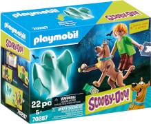 PLAYMOBIL 70287 SCOOBY-DOO! Scooby & Shaggy mit Geist