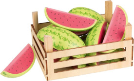 GoKi Melonen in Obstkiste