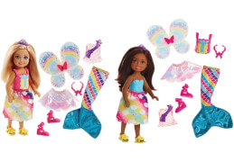 Mattel Barbie FJC99 Dreamtopia 3-in-1 Fantasie Chelsea