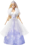 Mattel GKH26 Barbie Fashion Transformation Prinzessin