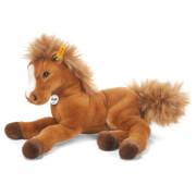 Steiff Fenny Schlenker Holsteiner Pferd, rotbraun, 35 cm