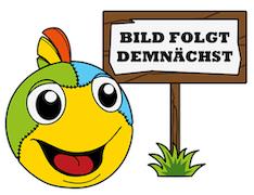 Doudou - Vogel Piaf Pouf 30cm