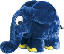 Schmidt Spiele 42189 Die Sendung mit der Maus, Plüsch-Elefant, 16x22 cm, ab 3 Jahre