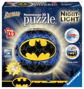 Ravensburger 11080 Puzzleball Nachtlicht - Batman 72 Teile Junior