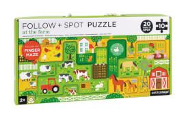 Puzzle Follow Bauernhof 10 Teile