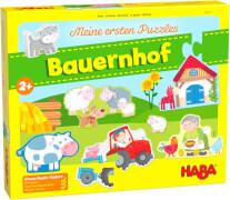 HABA Meine ersten Puzzles # Bauernhof