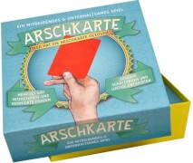 Arschkarte - Wer hat die Arschkarte gezogen? Kartenspiel