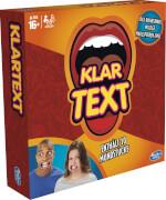 Hasbro C2018398 Klartext