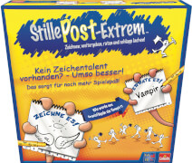 Stille Post Extrem (6-Spieler)