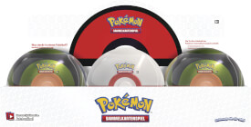 Pokémon Pokeball Tin Sommer 2020 DE