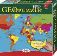 AMIGO 00381 Geo Puzzle Welt
