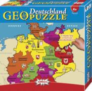 AMIGO 00382 Geo Puzzle Deutschland