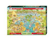 Puzzle Nile Habitiat Standard 1000 Teile