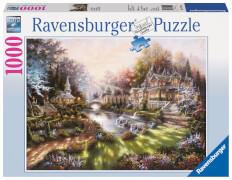 Ravensburger 15944 Puzzle Im Morgenglanz 1000 Teile